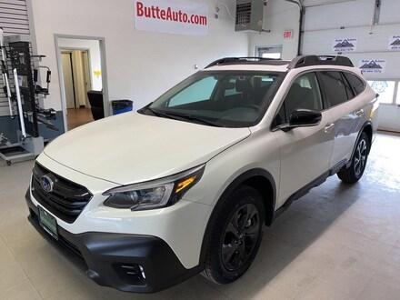 2021 Subaru Outback Onyx Edition XT SUV