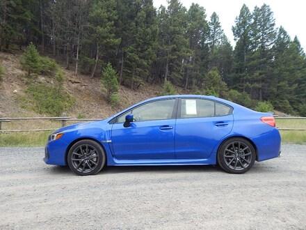 2019 Subaru WRX Limited Car