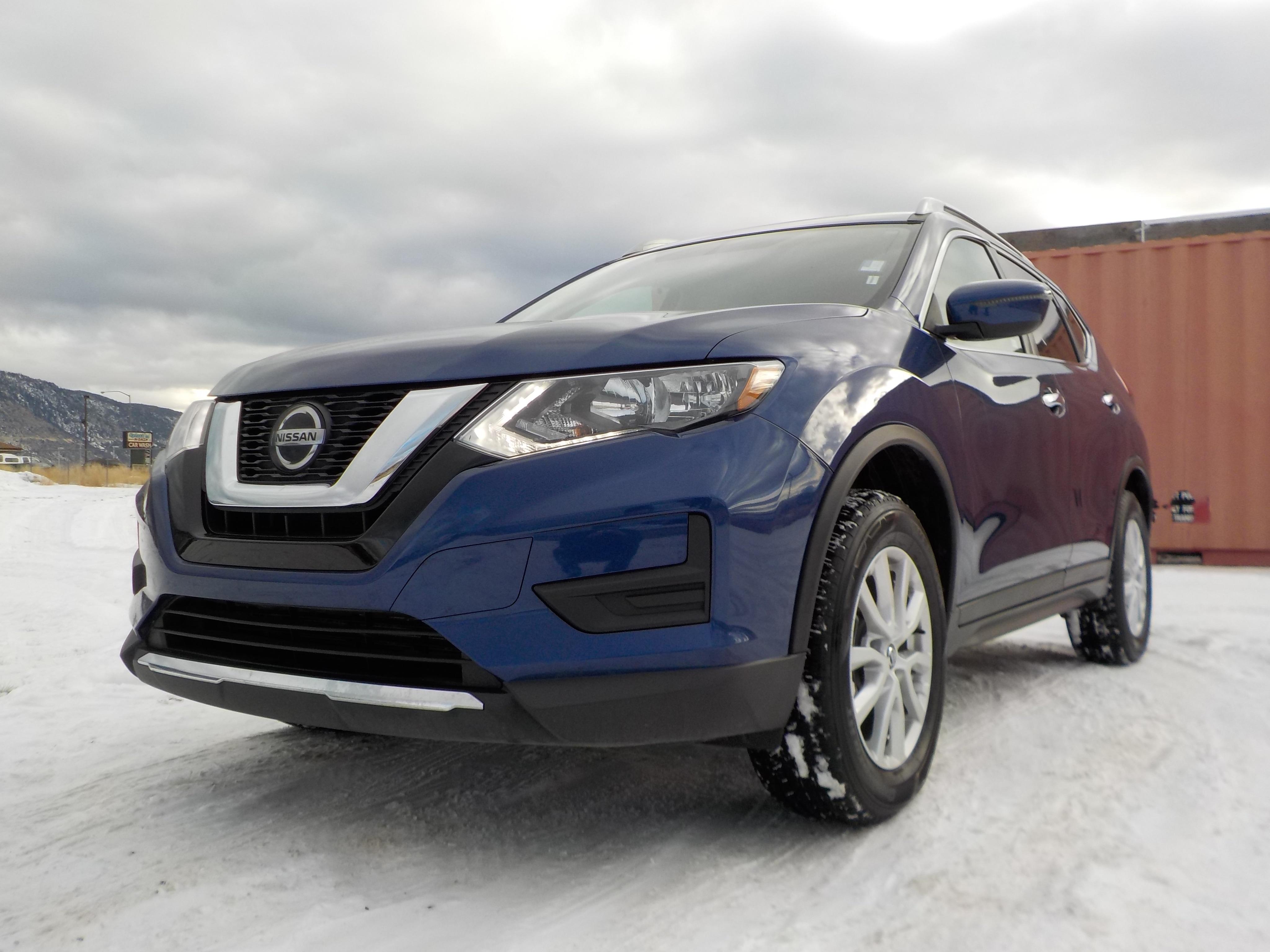 2018 Nissan Rogue Wagon