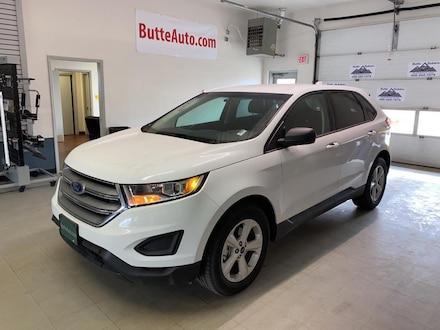 2018 Ford Edge SE Sport Utility