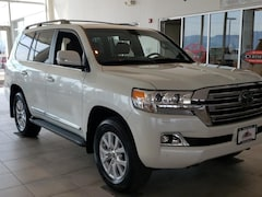 New 2018 Toyota Land Cruiser V8 SUV