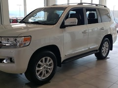 New 2018 Toyota Land Cruiser V8 SUV for sale Philadelphia