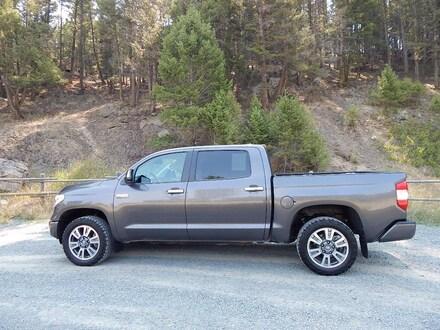 2019 Toyota Tundra Platinum Truck