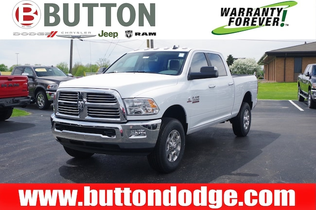 New 2018 Ram 2500 BIG HORN CREW CAB 4X4 6'4 BOX Crew Cab in Kokomo