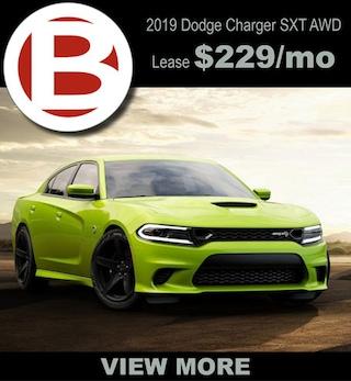 19 Dodge Charger SXT $229/mo