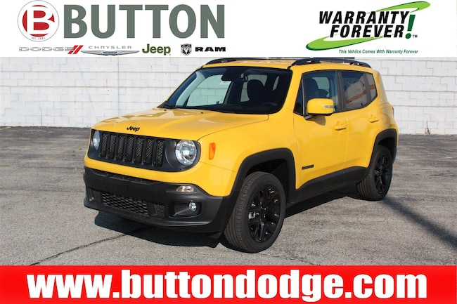 New 2018 Jeep Renegade ALTITUDE 4X4 Sport Utility in Kokomo