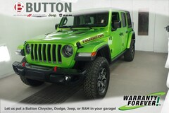 2018 Jeep Wrangler Rubicon SUV