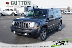 2016 Jeep Patriot High Altitude Edition SUV