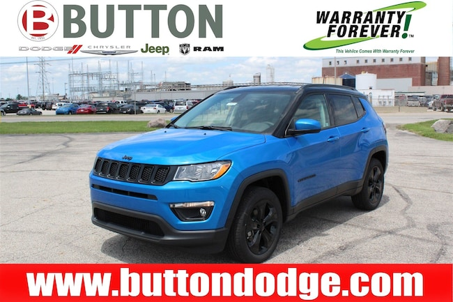 New 2018 Jeep Compass ALTITUDE 4X4 Sport Utility in Kokomo