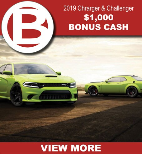 2019 Dodge Charger & Challenger