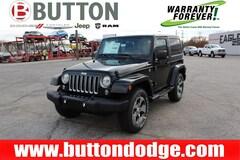 2018 Jeep Wrangler JK SAHARA 4X4 Sport Utility