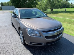 Used 2011 Chevrolet Malibu LT w/2LT Sedan For Sale in Kokomo, IN