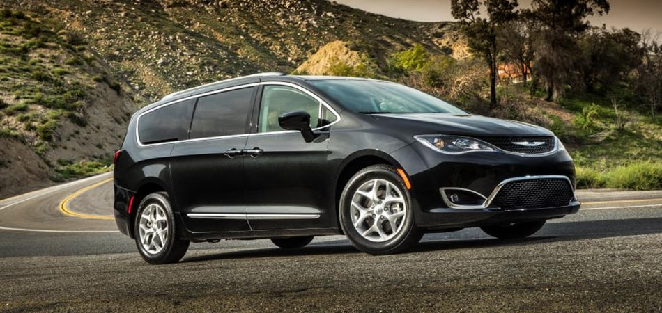 New Chrysler Pacifica For Sale In Kokomo In Button Chrysler Jeep