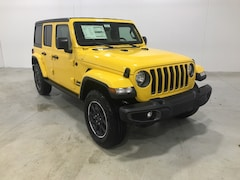2021 Jeep Wrangler UNLIMITED 80TH ANNIVERSARY 4X4 Sport Utility For Sale in Kokomo, IN