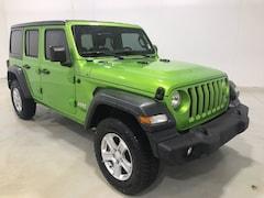2018 Jeep Wrangler Sport S SUV For Sale in Kokomo, IN