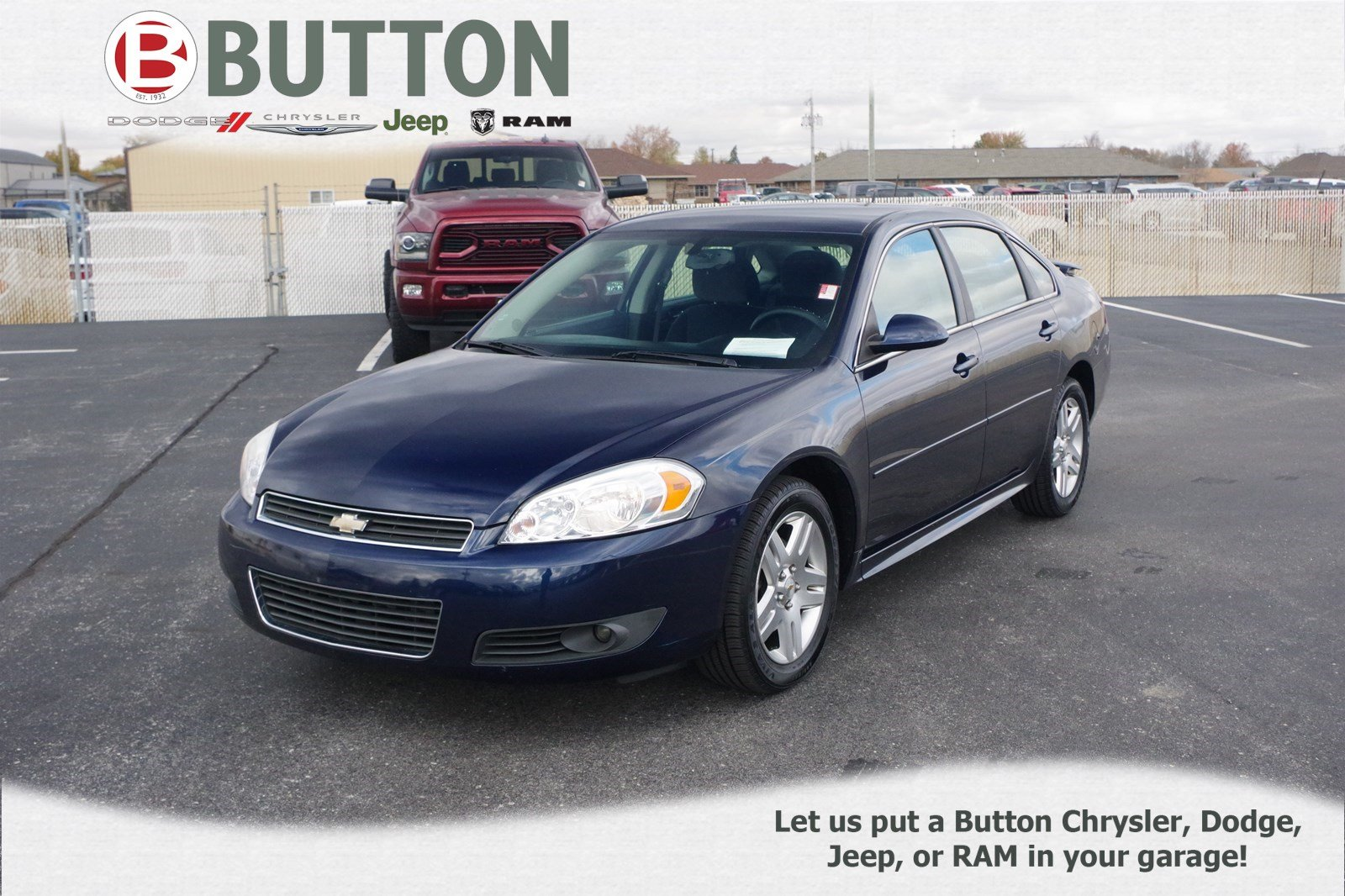 2011 Chevrolet Impala LT Retail Sedan