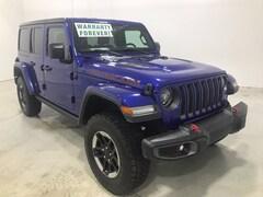 2018 Jeep Wrangler Rubicon SUV For Sale in Kokomo, IN