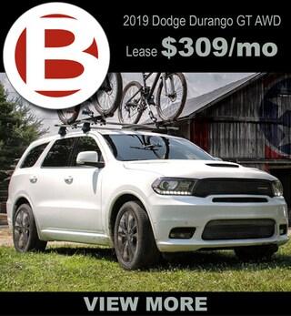 19 Durango GT AWD $309/mo