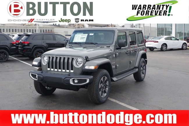 New 2019 Jeep Wrangler UNLIMITED SAHARA 4X4 Sport Utility in Kokomo