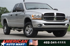 2006 Dodge Ram 2500 SLT/TRX4 Off Road/Sport/Power Wagon Truck Quad Cab