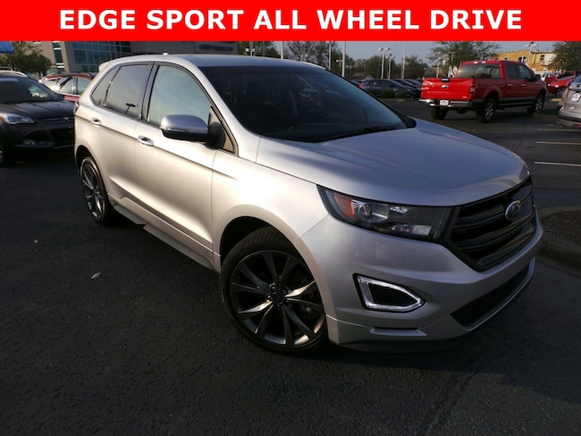 Used 2018 Ford Edge Sport Sport AWD in Louisville, KY