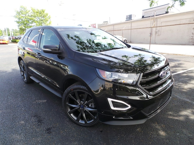 Used 2015 Ford Edge Sport Sport AWD in Louisville, KY