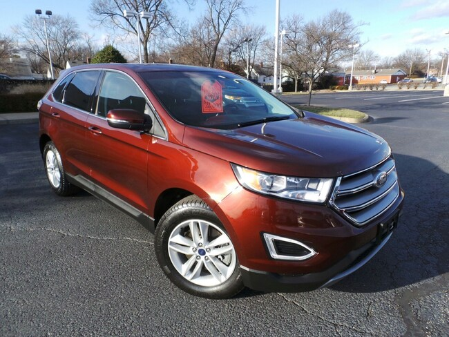 Used 2015 Ford Edge SEL SEL AWD in Louisville, KY
