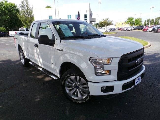 Used 2016 Ford F-150 XL 4WD SuperCab 145 XL in Louisville, KY