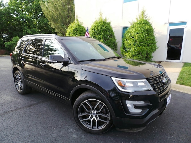 Used 2016 Ford Explorer Sport 4WD  Sport in Louisville, KY