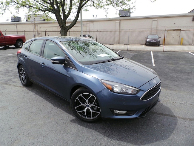 Used 2018 Ford Focus SEL SEL Hatch in Louisville, KY