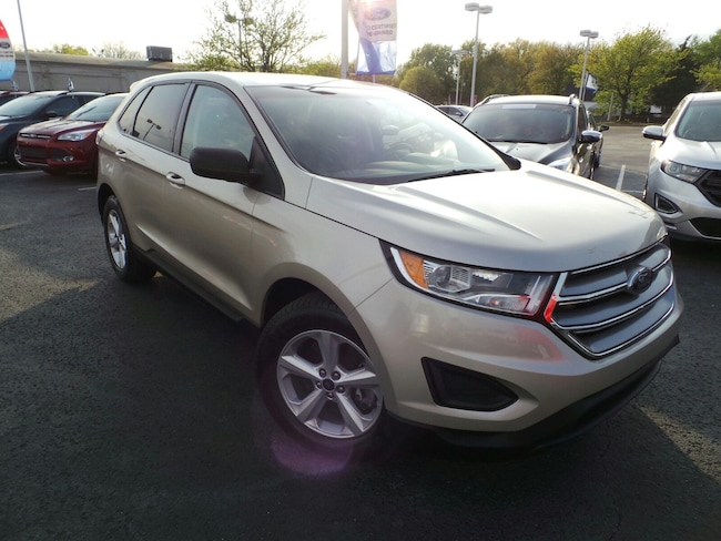 New 2017 Ford Edge SE SE AWD in Louisville, KY