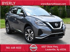 New 2020 Nissan Murano SV SUV in Louisville, KY
