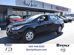 New 2020 Nissan Versa 1.6 S Sedan in Louisville, KY