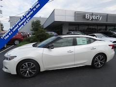 New 2018 Nissan Maxima 3.5 Platinum Sedan in Louisville, KY