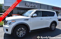 New 2019 Nissan Armada SL SUV in Louisville, KY
