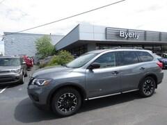New 2020 Nissan Pathfinder SV SUV in Louisville, KY