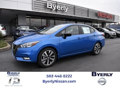 New 2020 Nissan Versa 1.6 SR Sedan in Louisville, KY