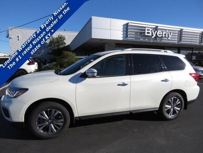 New 2019 Nissan Pathfinder SV SUV in Louisville, KY