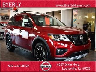 New 2020 Nissan Pathfinder SL SUV for sale in Louisville
