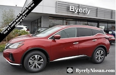 New 2019 Nissan Murano SV SUV in Louisville, KY