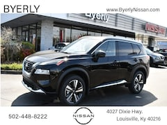 2021 Nissan Rogue Platinum SUV for sale in Louisville