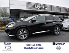 New 2020 Nissan Murano SL AWD SL in Louisville, KY