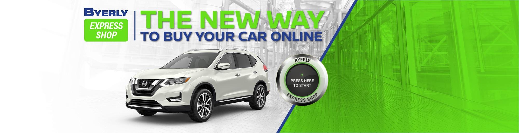 Byerly Nissan | New Nissan Dealership in Louisville, KY