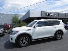 New 2020 Nissan Armada SL SUV in Louisville, KY