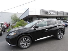New 2020 Nissan Murano SL SUV in Louisville, KY