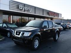 New 2020 Nissan Frontier SV Truck Crew Cab in Louisville, KY