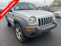 Used 2002 Jeep Liberty Sport SUV in Louisville, KY
