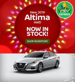 2019 Altima AWD