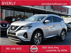 New 2020 Nissan Murano S SUV in Louisville, KY