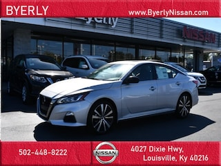 New 2020 Nissan Altima 2.0 SR Sedan for sale in Louisville